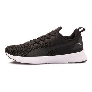 Tenis-Puma-Flyer-Runner-GS-Infantil-Preto