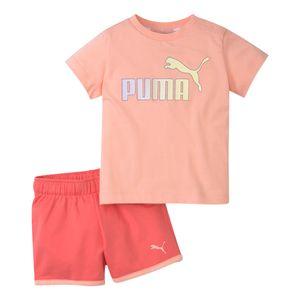 Conjunto-Puma-Minicats-Infantil-Multicolor