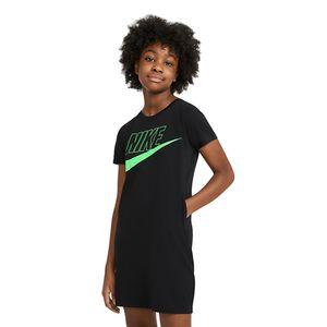 Vestido-Nike-Futura-Infantil-Preto