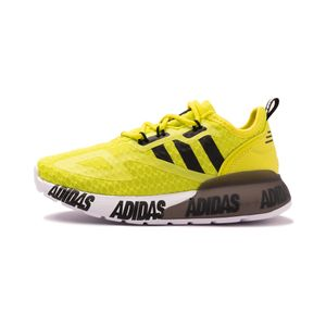 Tenis-adidas-ZX-2K-PS-Infantil-Amarelo