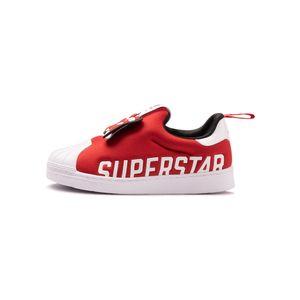 Tenis-adidas-Superstar-360-X-TD-Infantil-Vermelho