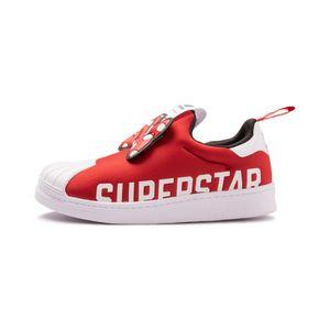 Tenis-adidas-Superstar-360-X-PS-Infantil-Vermelho