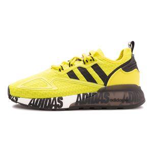 Tenis-adidas-Zx-2K-Boost-GS-Infantil-Amarelo