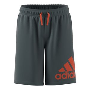 Shorts-adidas-Essentials-3S-Infantil-Cinza