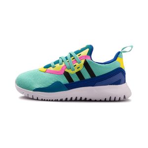 Tenis-adidas-Originals-Flex-Run-PS-Infantil-Multicolor