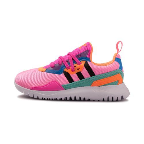 Tenis-adidas-Originals-Flex-Run-PS-Infantil-Multicolor