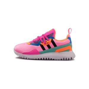 Tenis-adidas-Originals-Flex-Run-TD-Infantil-Multicolor