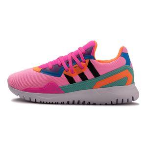 Tenis-adidas-Originals-Flex-Run-GS-Infantil-Multicolor