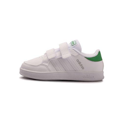 Tenis-adidas-Breaknet-TD-Infantil-Branco