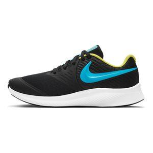 Tenis-Nike-Star-Runner-2-GS-Infantil-Preto