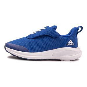 Tenis-adidas-Fortarun-PS-GS-Infantil-Azul