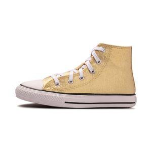 Tenis-Converse-Chuck-Taylor-All-Star-PS-Infantil-Amarelo