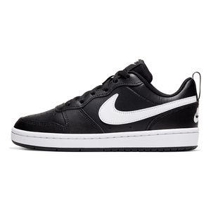 Tenis-Nike-Court-Borough-Low-2-GS-Infantil-Preto