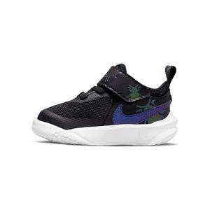 Tenis-Nike-Team-Hustle-D-10-Lil-TD-Infantil-Preto