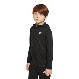 Blusa-Nike-Sportswear-Infantil-Preta