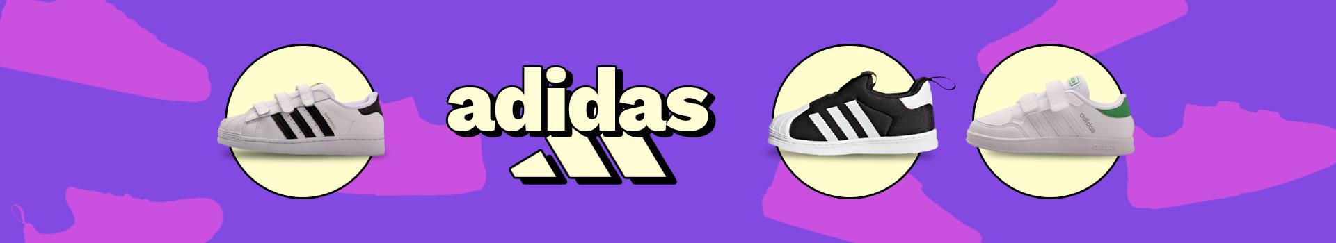banner adidas