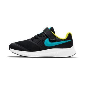 Tenis-Nike-Star-Runner-2-PSV-Infantil-Preto