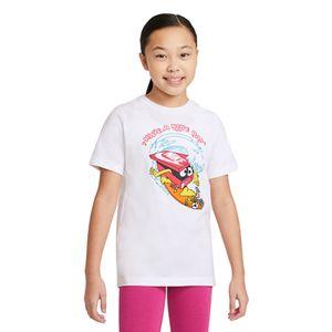 Camiseta-Nike-Day-Wave-Infantil-Branca