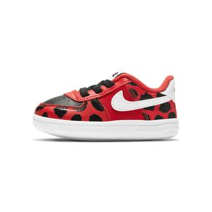 Tenis-Nike-Force-1-SE-TD-Infantil-Vermelho