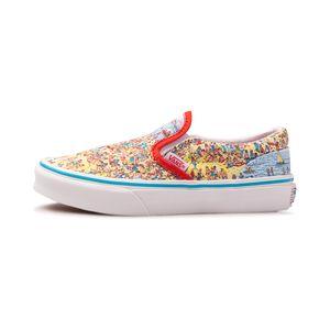 Tenis-Vans-Classic-Slip-On-PS-Infantil-Multicolor