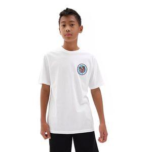 Camiseta-Vans-X-Where-s-Wally-Infantil-Branca