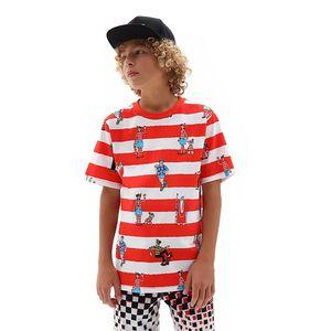 Camiseta-Vans-X-Where-s-Wally-Infantil-Multicolor