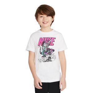 Camiseta-Nike-Beach-Block-Infantil-Branca