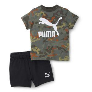 Conjunto-Puma-Minicats-Classics-Infantil-Multicolor