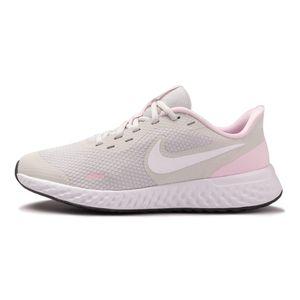 Tenis-Nike-Revolution-5-GS-Infantil-Cinza