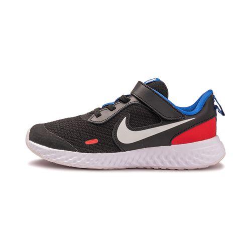 Tenis-Nike-Revolution-5-PS-Infantil-Multicolor