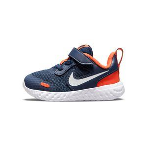 Tenis-Nike-Revolution-5-TD-Infantil-Azul