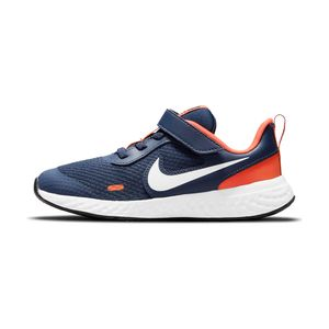 Tenis-Nike-Revolution-5-PS-Infantil-Azul