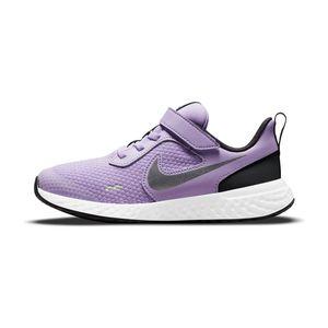 Tenis-Nike-Revolution-5-PS-Infantil-Lilas