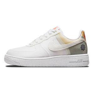 Tenis-Nike-Air-Force-1-Crater-GS-Infantil-Branco
