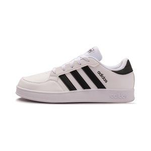Tenis-adidas-Breaknet-PS-GS-Infantil-Branco