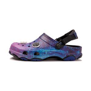 Crocs-Classic-Clogs-x-Space-Jam-2-TD-PS-Infantil-Multicolor