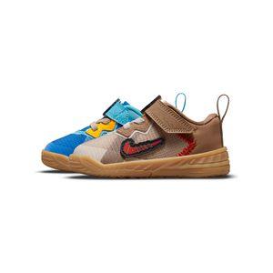 Tenis-Nike-Lebron-XVIII-Low-x-Space-Jam-TD-Infantil-Multicolor