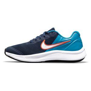 Tenis-Nike-Star-Runner-3-GS-Infantil-Azul