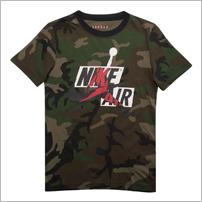 Camiseta Jordan Jumpman Classics Camo
