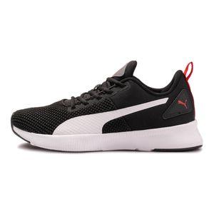 Tenis-Puma-Flyer-Runner-GS-BDP-Infantil-Preto
