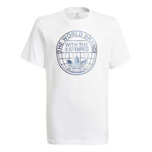 Camiseta-adidas-Originals-J-Infantil-Branca