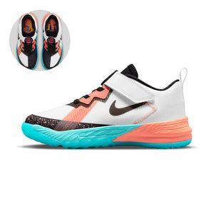 Tenis-Nike-Lebron-XVIII-Low-PS-Infantil-Multicolor