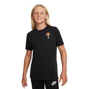 Camiseta-Nike-x-Space-Jam-Dri-FIT-Infantil-Preta