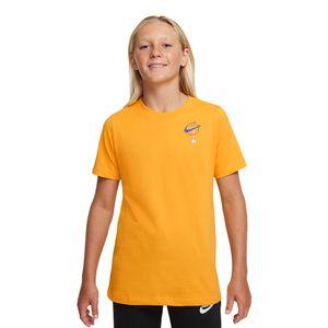 Camiseta-Nike-x-Space-Jam-Dri-FIT-Infantil-Amarela