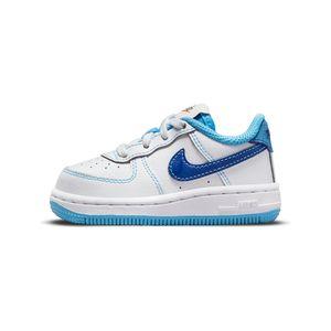 Tenis-Nike-Air-Force-1-S50-TD-Infantil-Branco