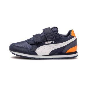 Tenis-Puma-St-Runner-V2-PS-Infantil-Azul