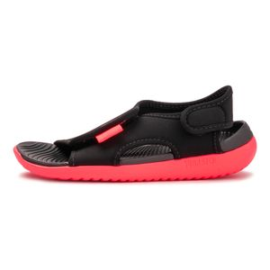 Papete-Nike-Sunray-Adjust-5-TD-Infantil-Preto