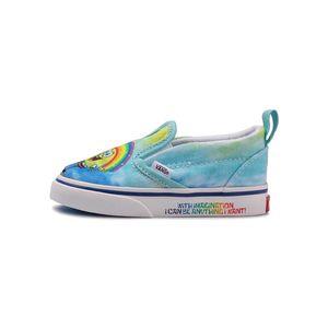 Tenis-Vans-Slip-on-Velcro-TD-Infantil-Azul