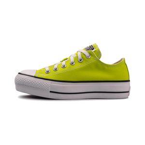 Tenis-Converse-Chuck-Taylor-All-Star-Lift-GS-Infantil-Verde