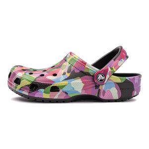 Sandalia-Crocs-Classic-BubbleBlock-Preto